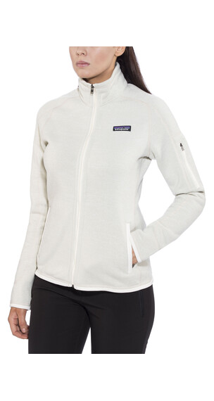 Patagonia Better Sweater Jas Dames beige